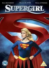 Supergirl on DVD