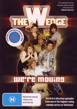 Wedge, The - Vol. 1: We're Moving on DVD