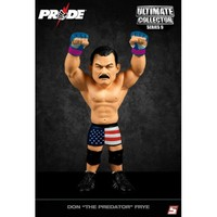 "UFC Ultimate Collector Series 9 Action Figure 6"" - Don Frye (Pride Edition) image"