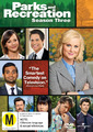 Parks and Recreation - Season 3 on DVD