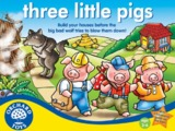 Orchard Toys: Three Little Pigs Game