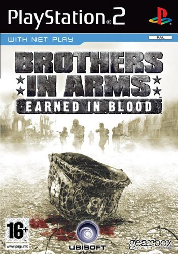 Brothers in Arms: Earned in Blood for PlayStation 2