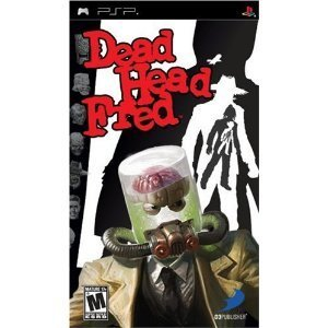 Dead Head Fred for PSP