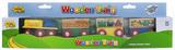 Bigjigs Rail Accessories - Fruit & Veg Train