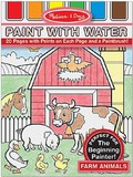 Melissa & Doug: Farm Animals Paint With Water Kids' Art Pad