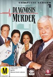 Diagnosis Murder: Season 1 on DVD