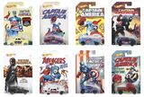 Hot Wheels Marvel Captain America 75th Anniversary Assortment
