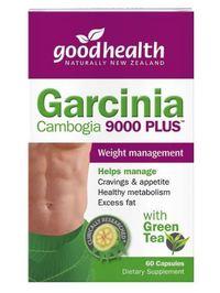 Good Health Garcinia Cambogia 9000+ (60 Capsules)