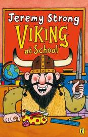 Viking at School by Jeremy Strong image