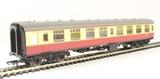 Hornby: BR Mk1 Coach Corridor 2nd Class - Crimson & Cream