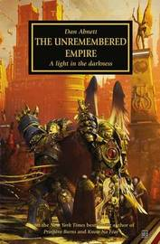 The Unremembered Empire by Dan Abnett