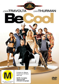 Be Cool on DVD image