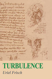 Turbulence: The Legacy of A. N. Kolmogorov by Uriel Frisch