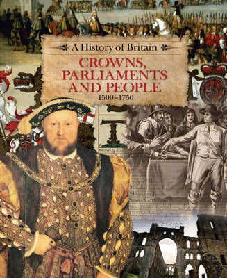 Crowns, Parliaments and Peoples 1500-1750 by Richard Dargie image