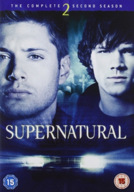 Supernatural: The Complete Second Season on DVD