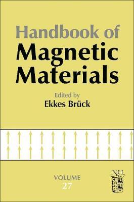 Handbook of Magnetic Materials: Volume 27 image