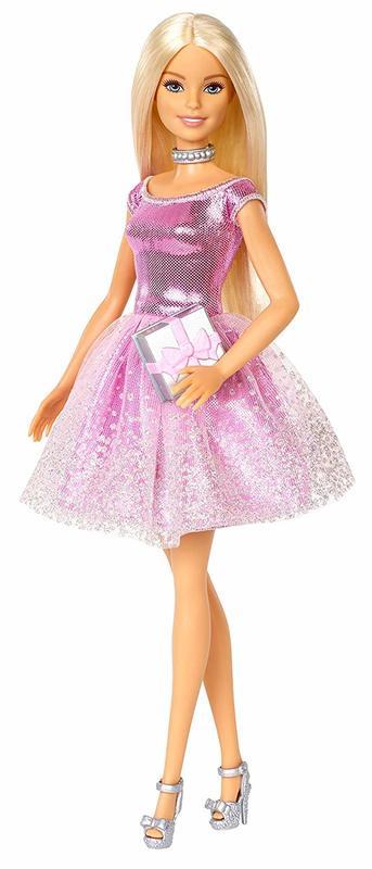 Barbie: Happy Birthday Doll - 2019 Edition (Caucasian)