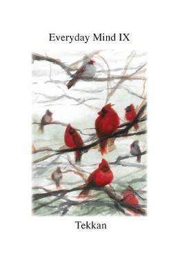 Everyday Mind IX by Tekkan