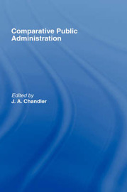 Comparative Public Administration image