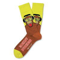 Two Left Feet: Monkey Business Socks - Small image