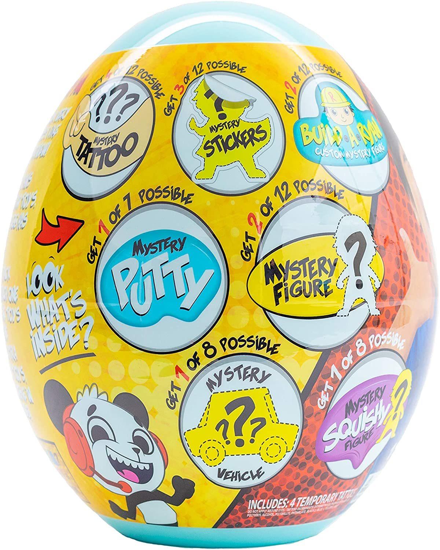Ryans World: Giant Mystery Egg - Series 4 (Blind Box) image