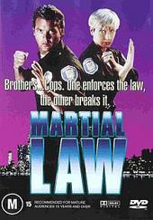Martial Law on DVD