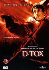 D-tox on DVD