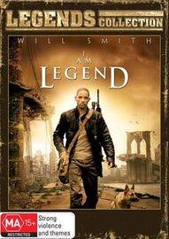 I Am Legend (Legends Collection) on DVD