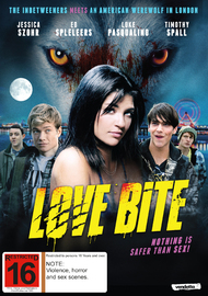 Love Bite on DVD