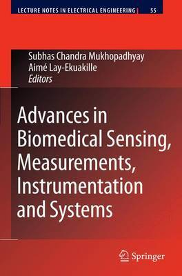 Advances in Biomedical Sensing, Measurements, Instrumentation and Systems image