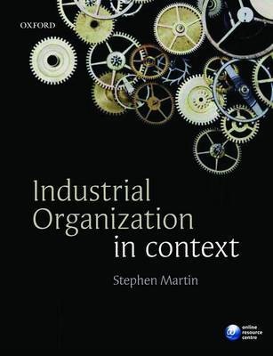 Industrial Organization in Context by Stephen Martin image