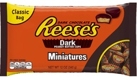 Reese's: Dark Chocolate Mini Peanut Butter Cups - 340g