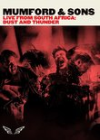 Live From South Africa: Dust & Thunder on DVD