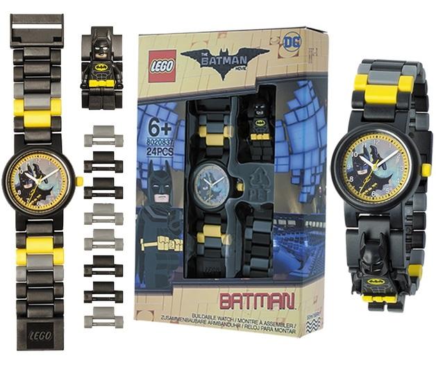 c7711a17d5c Batman - Minifigure Link Watch | Boy's | at Mighty Ape NZ