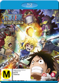 One Piece: Heart Of Gold - TV Special on Blu-ray