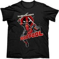 Deadpool: Merc with a Mouth - T-Shirt (Medium)