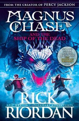 Magnus Chase and the Ship of the Dead (Book 3) by Rick Riordan image
