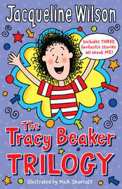 The Tracy Beaker Trilogy by Jacqueline Wilson image