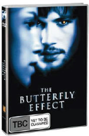 The Butterfly Effect on DVD image