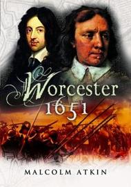 The Battle of Worcester 1651 by Malcolm Atkin image
