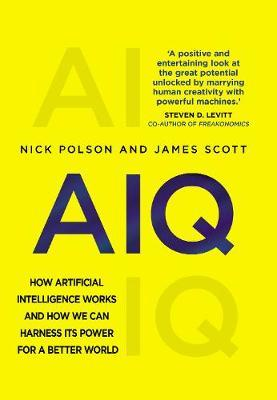 AIQ by Nick Polson image
