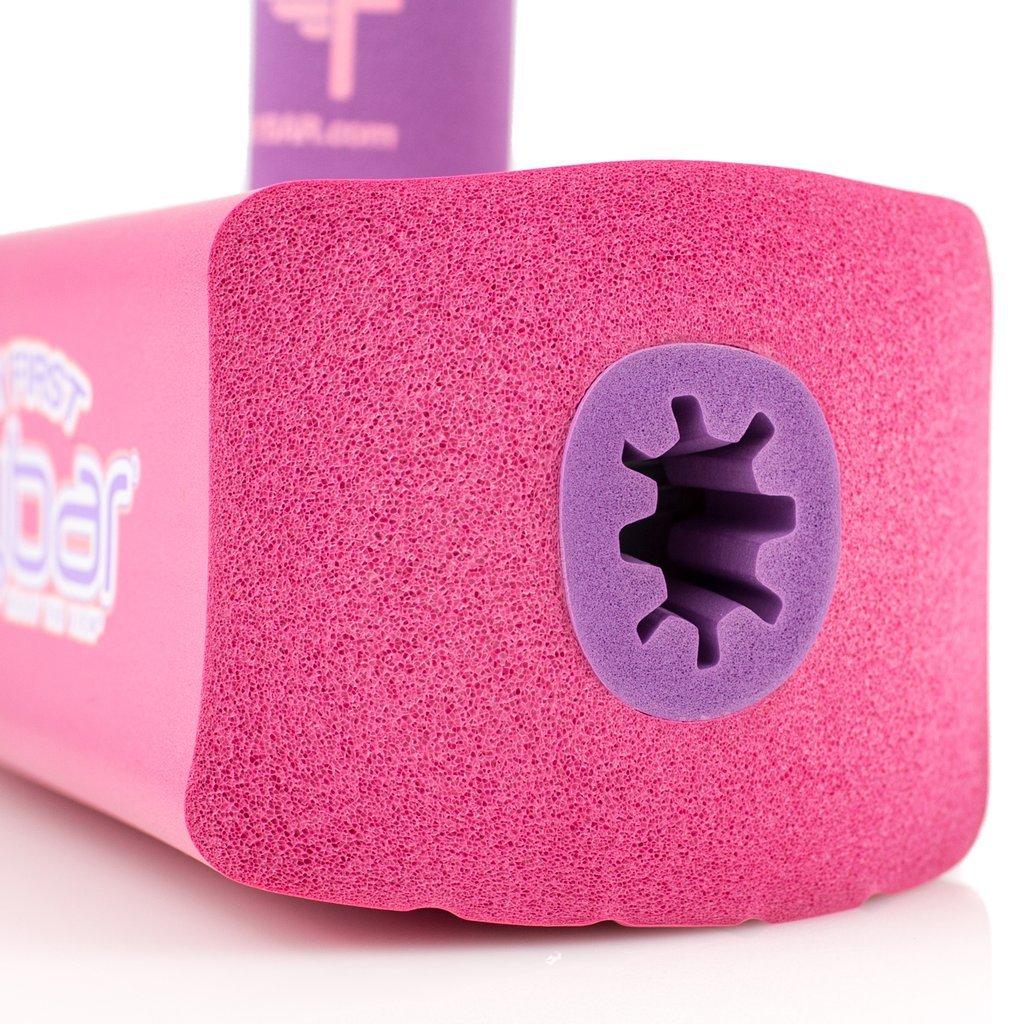 Flybar: Jump & Squeak Pogo Hopper - Pink image