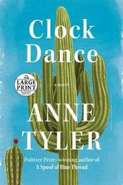 Clock Dance by Anne Tyler image