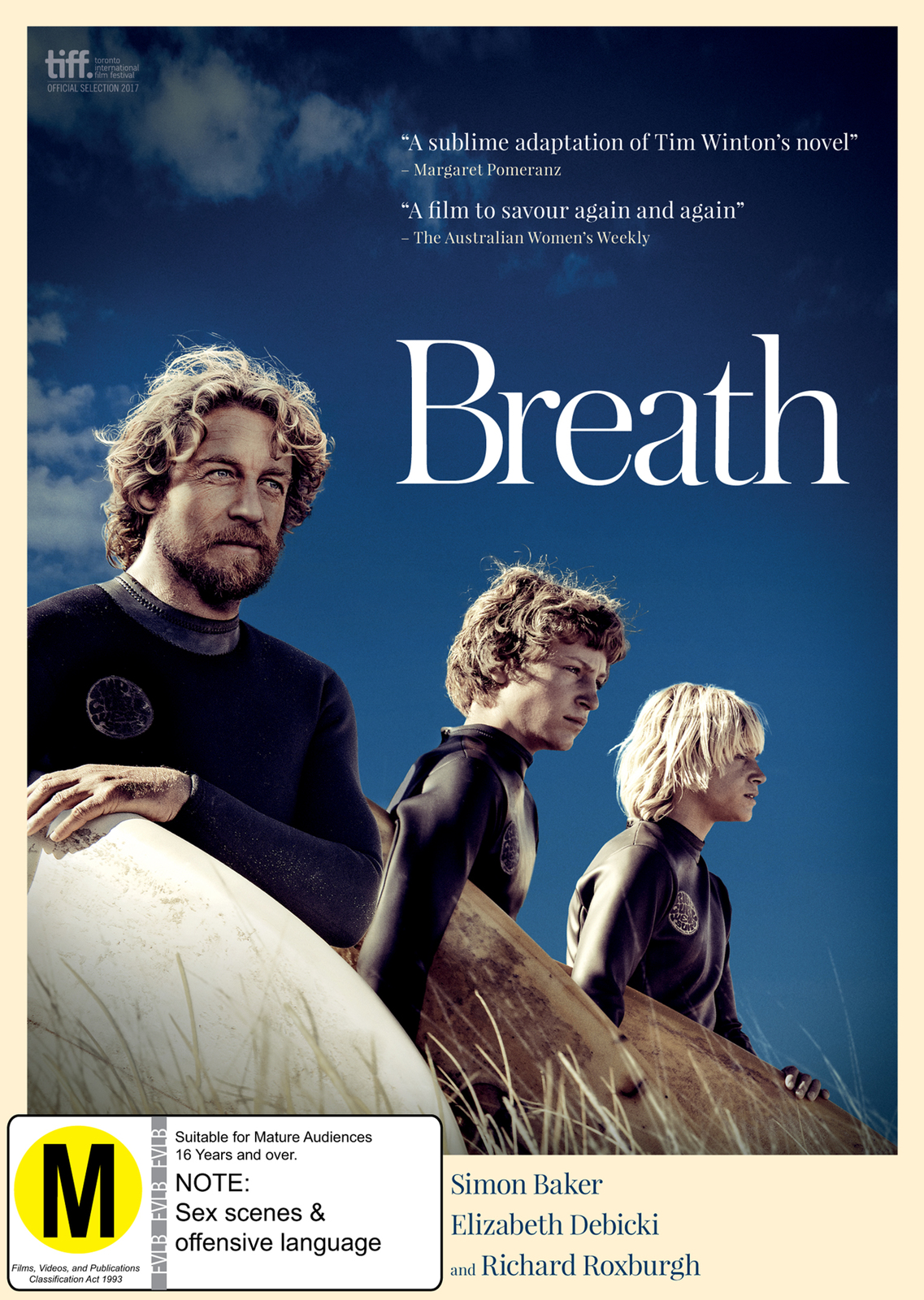 Breath on DVD image