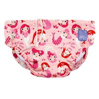 Bambino Mio: Swim Nappies - Mermaid (Large/9-12kg)