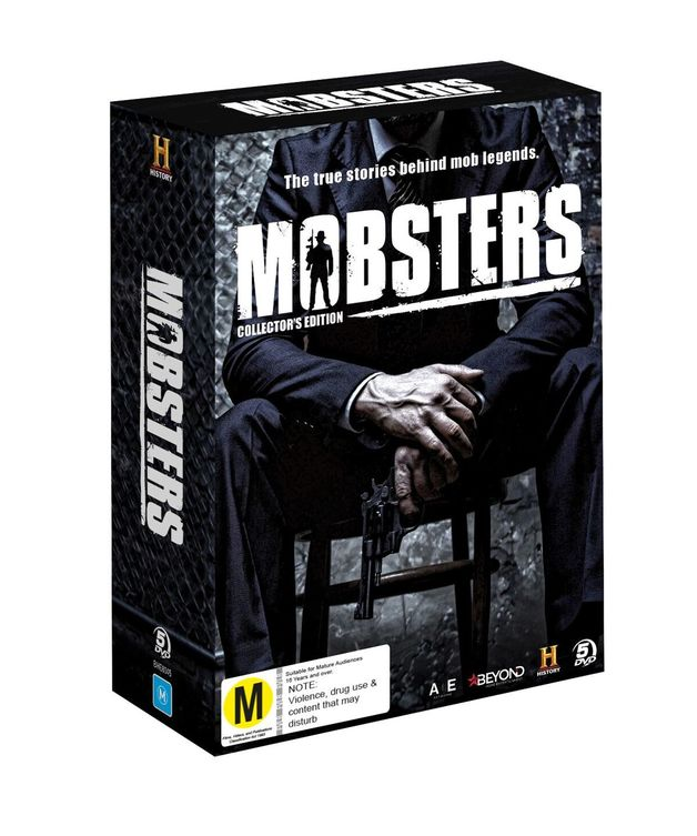 Mobsters Collector's Edition on DVD