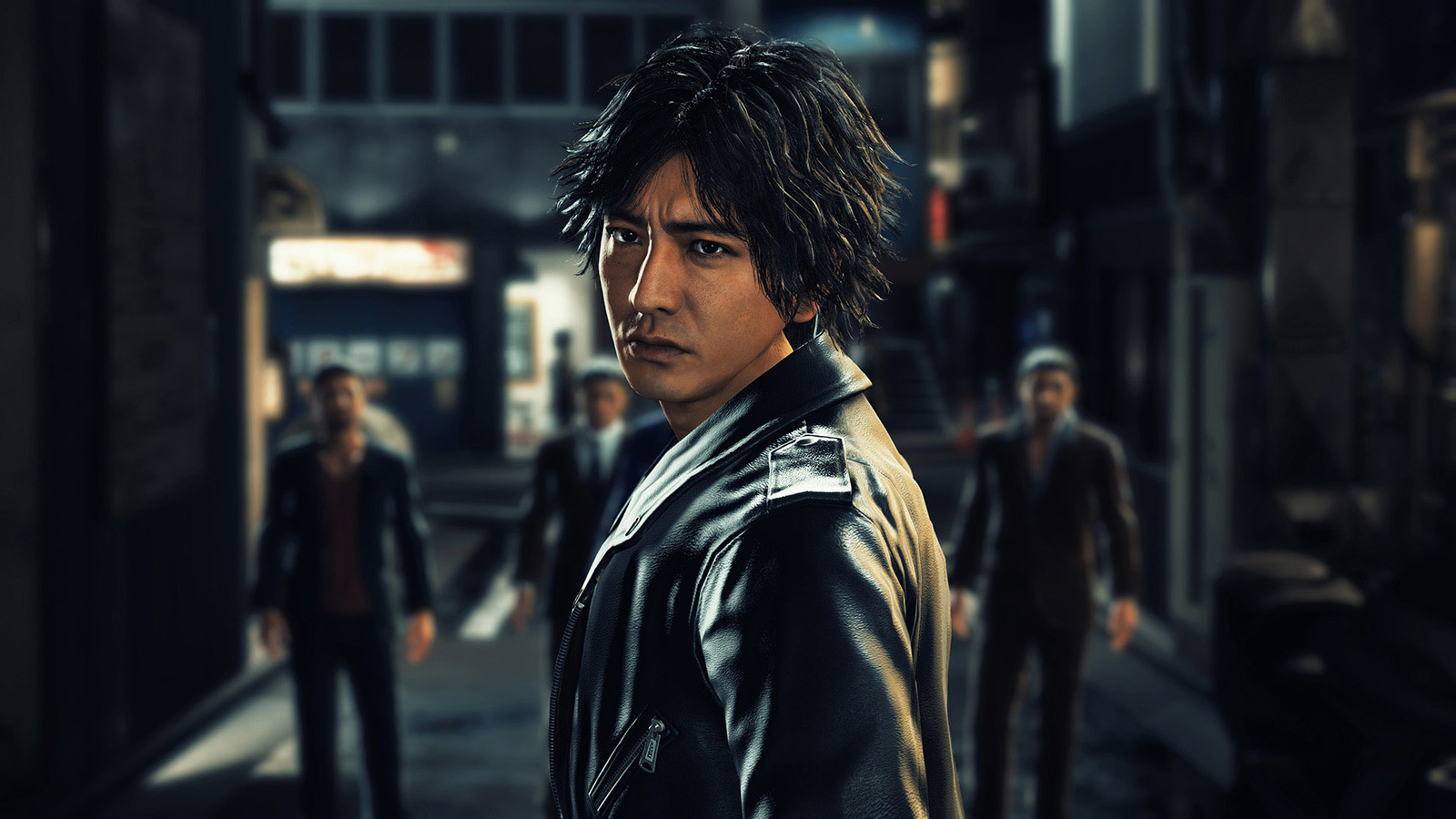 Judgment for PS4 image