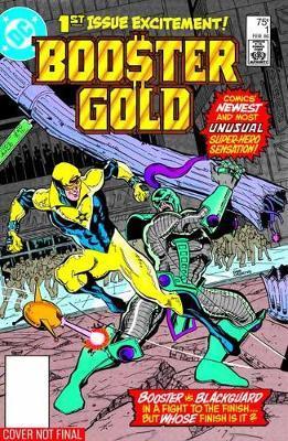 Booster Gold: The Big Fall by Dan Jurgens