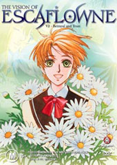 Escaflowne - Vol. 2: Betrayal And Trust on DVD