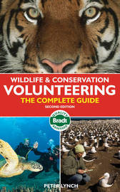 Wildlife & Conservation Volunteering by Peter Lynch